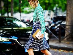 50 Summer Outfit Ideas From the Street Style Elite via @WhoWhatWearUK