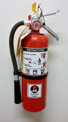 Safety Tips In Handling Kitchen Fire Outbreak Fire Extinguisher
