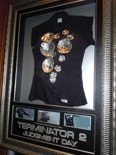 Terminator 2 Hollywood Movie Costumes and Props: