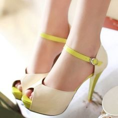ENMAYER New arrive pumps women's high-heels platform women shoes sexy summer ultra high heels wedding women shoes 2014 $60.66