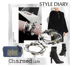 """""""Charmed Life"""" by lizzyjames ❤ liked on Polyvore featuring Lizzy James and Tom Ford"""