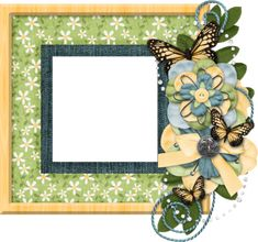 "Photo from album ""Butterflies and BlueJeans Bundle"" on Yandex. Halloween Frames, Christmas Frames, Pink Yellow, Red And Pink, Boarders And Frames, Scrapbook Borders, Frame Clipart, Digital Scrapbooking, Overlays"