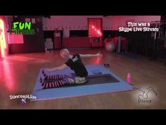 Our Pilates class that we recorded while live streaming on Skype. This is an Advance Mix class, join and have fun :) Pilates, Have Fun, Cats, Fitness, Gatos, Kitty, Excercise, Cat, Health Fitness