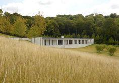 Englisches Landhaus von David Chipperfield Architects / Chiltern Hills - Architektur und Architekten - News / Meldungen / Nachrichten - BauNetz.de