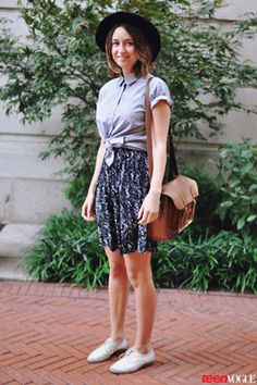 The Most Stylish Ivy League Students Show off Their Campus Looks: http://teenv.ge/1gdeVk4
