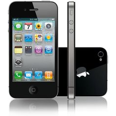 Apple iPhone 4S 16GB Black - FACTORY UNLOCKED Price:$339.00 & FREE Shipping You Save:$310.00 (48%)