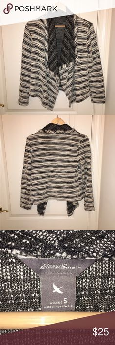 Eddie Bauer 💕 - Cardigan! Chic! Complements perfectly with work or going out clothes! Eddie Bauer Sweaters Cardigans