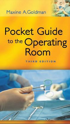 Pocket Guide to the Operating Room 3rd Edition PDF