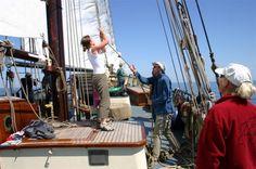 #Zeilen op de #Oostzee. Fair Grounds, Travel, Viajes, Destinations, Traveling, Trips