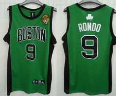 Green & Black Celtics Rondo