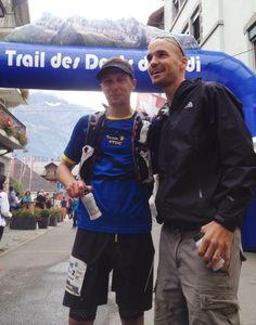 Spiralps team - Trail des Dents du Midi 2014 www.traildm.ch - Valais - Wallis - TDM - Spirulina - www.spiralps.ch