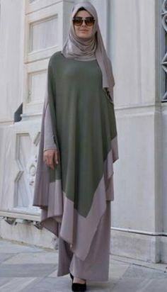 2019 tunic models - hijab tunic fashion - women& clothing and fashion Muslim Dress, Hijab Dress, Hijab Outfit, Abaya Mode, Hijab Mode, Muslim Women Fashion, Islamic Fashion, Womens Fashion, Abaya Fashion