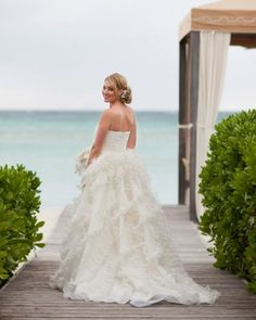 It should be exactly as you want because...It's Your Party!: beach wedding
