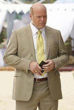 Rex Linn alias Detective Frank Tripp (CSI: Miami)