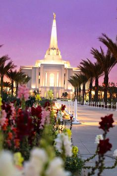 Gilbert Arizona LDS temple. This temple is every special toe because I watched being built and I got to go inside. This temple is so beautiful