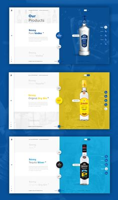 q Web Layout, Layout Design, Mobile Design, App Design, Design Your Own Website, Product Brochure, Website Design Inspiration, Brochures, Brochure Design