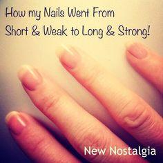 Grow Long Nails  #Beauty #Trusper #Tip