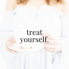 What are your favourite ways to treat yourself? How do you practice self care? We should be doing a little bit everyday. Sometimes when we think self care we think that it has to include a day at the spa or vacation but you can do small simple things each day that do not cost a lot of money or take a lot of time. These are a few of my favourite simple self care tactics that help me recharge and relax after a busy day: -Reading -A nice bubble bath -Treating myself to something sweet or a nice…