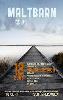 The Whisky Viking: Bruichladdich 12 yo (2006/2018), Maltbarn, 51,8%