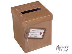 Briefbox Hochzeit. Paperflair.de