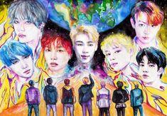 BTS A.R.M.Y world by SakuTori