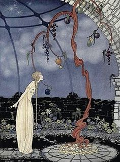 I really want to find a good source of prints I can frame.  Love Kay Neilsen.
