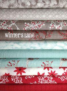 Southern Fabric: Winter's Lane