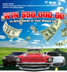 PCH Car Sweepstakes