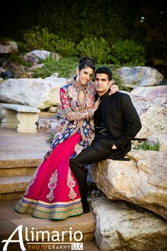 Real Punjabi Wedding: Modern Indian Bridal Dresses - 3 - Indian Wedding Site Home - Indian Wedding Site - Indian Wedding Vendors, Clothes, Invitations, and Pictures.