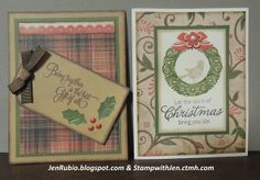 Scrapbook and Stamp with Jen Rubio - StampwithJen.ctmh.com