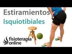 Formas distintas de estirar los isquiotibiales y cadena muscular posterior.   Fisioterapia Online