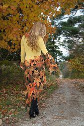 Ravelry: AnnaStoklosa's Autumn Leaves Cardigan