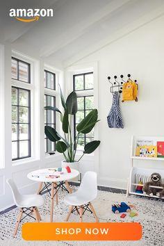 Room Design Bedroom, Home Room Design, Girls Bedroom, Diy Room Decor, Bedroom Decor, Bedroom Ideas, Home Decor, Gym Room At Home, Toddler Playroom