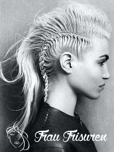 15 Schon Schicke Punk Frisuren Frisuren Lange Haare Flechten Anleitung Haarschnitt Ideen Locken Frisuren