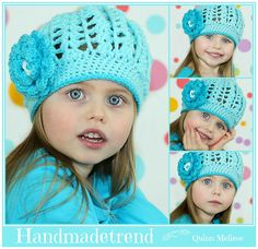 Excited to share the latest addition to my #etsy shop: Etsy Kidswear, Toddler Girl Hat, Crocheted Cap, Girls Crochet Hat, Baby Blue Beanie, Special Occasion, Kids Crochet Gift, Wife Daughter Set http://etsy.me/2zSukTV