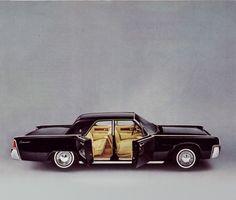"process-vision: "" 1963 Lincoln Continental """