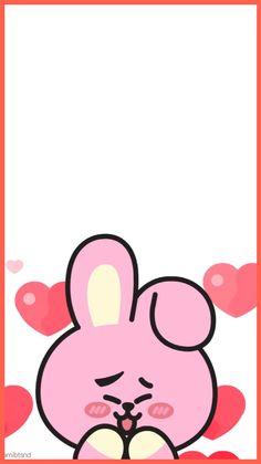 Cookies wallpaper iphone ideas for 2019 Kawaii Wallpaper, Bts Wallpaper, Iphone Wallpaper, Fanart, Dibujos Cute, Bts Backgrounds, Bts Chibi, Line Friends, Bts Lockscreen