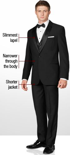 what to wear with tuxedo