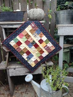 Civil War Patches  Quilted By Hand by thePATchworksshop on Etsy