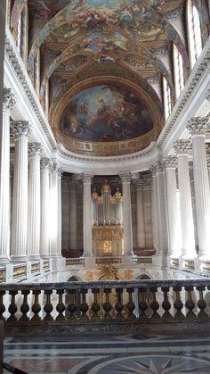 Chateau Versailles - França