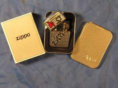 Zippo accendino benzina armor case