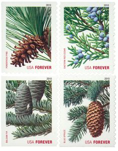 my favorite holiday stamps