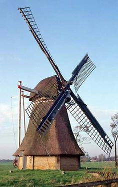 De Broekmolen, Broeksterwoude, Friesland