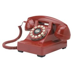Love my new retro phone from Target! Has weight, fits nicely on shoulder. Very stylish.