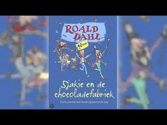 Luisterboek Sjakie en de chocolade fabriek Roald Dahl, Chocolate Factory, Youtube, Make It Yourself, School, Deutsch, Youtubers, Youtube Movies