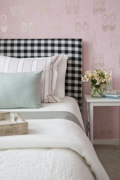 Although millennial pink is in, interior designers say to stay away from lollipop pink because it can be abrasive.