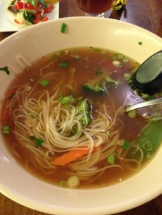 One of the few pho places in town.