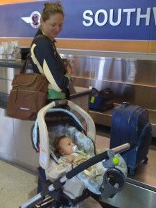 Flying With Baby - Excellent tips!
