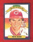 For Sale: Pete Rose 1986 Donruss Baseball #653 Cincinnati Reds http://sprtz.us/RedsEBay