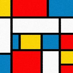 Piet Mondrian By KaMya M - ThingLink